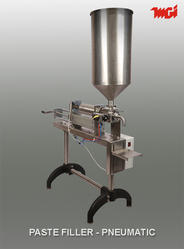 Paste Filling Machine - Pneumatic