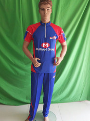 Custom Cricket Team Uniforms