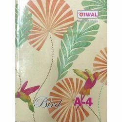 Floral Rough Books