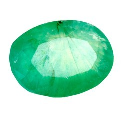 Green Gemstone Natural Emerald Stone