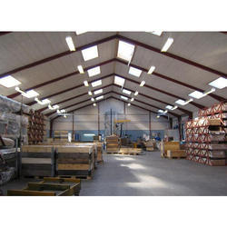 Prefabricated Factory Shed Rental Service