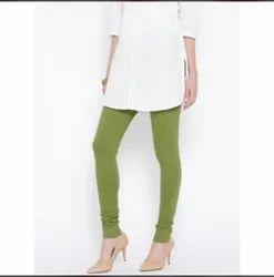 Woman Cotton Lycra Leggings