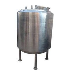 SS Jacketed Tanks