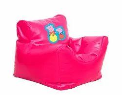 Couchette Pink Kids Disney Chair Bean Bag, Packaging Type: Box, Size: Medium