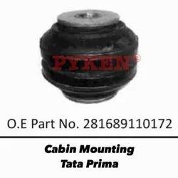 Tata Prima Cabin Mounting