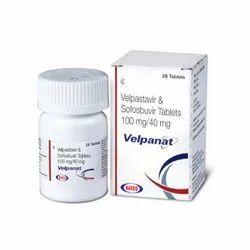 Velpatasvir & Sofosbuvir Tablets