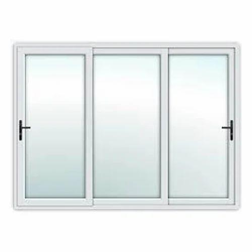 Aluminum Glass Sliding Door At Rs 245 Square Feet Aluminium Glass