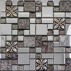 Glass Mosaic Tiles In Ahmedabad ग्लास मोसे क टाइल्स
