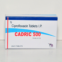 Ciprofloxacin Tablets I.P