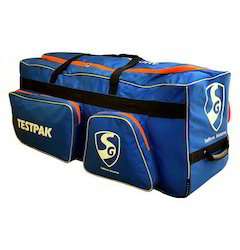 SG Testpak (Wheelie) Cricket Kit Bags
