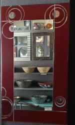 10 MM Decorative Glass Mirror