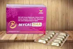 Calcium, DHA & Iron Combination Single Pill