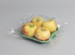 4 Pac Kagad Pulp Fruit Tray