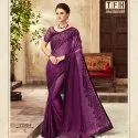 New Fashion Party Wear Silk Saree