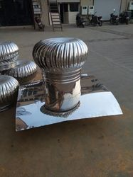 Stainless Steel Wind Turbine Ventilator