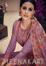 Deepsy Suits Meenakari Pashmina Winter Dress Material Catalog Collection