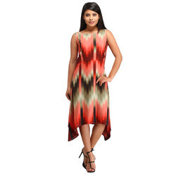 c9378ce5d1a Dresses - Cottinfab Printed Maxi Dress Manufacturer from Noida