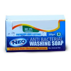 Neo Antibacterial Washing Soap, Packaging Size: 200gm, Packaging Type: Packet