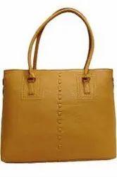 Zufa Brown Hand Bag