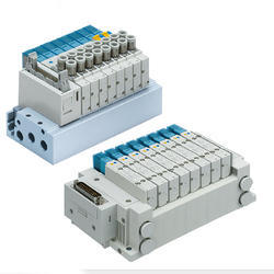 5 Port Solenoid Valve Plug-in Type SY