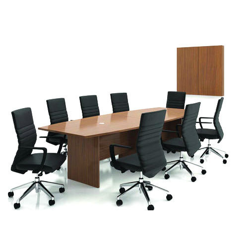 Wooden Rectangular Conference Room Table Rs Unit PSFT - Rectangular conference room table