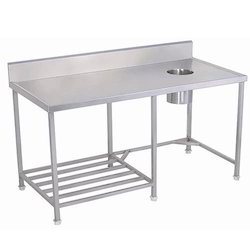 Dish Landing Table