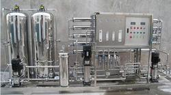 Automatic And Semi-Automatic Stainless Steel 2000 LPH Mineral Water Plant, Water Purification System And Bottling Machine