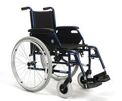 Jazz S50 Manual Wheelchair
