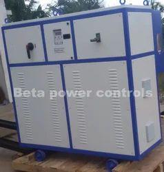 Three Phase 400 Kva 400kVA Industrial Stabilizer, Automatic Grade: Automatic