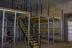 Two Tier Warehouse Racks