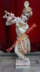 Marble Bihari Statue