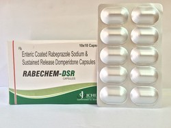 Pharma Franchise for Rabeprazole Domperidone Capsules