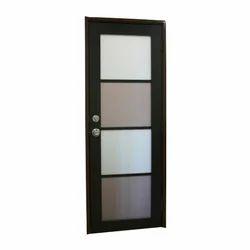 Aluminum Designer Bathroom Door