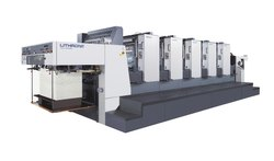 Used Komori Lithrone L426 Offset Printing Machines