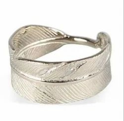 Feather Aluminium Napkin Ring