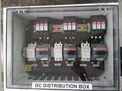 5 : 3 Solar Combiner Box