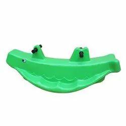 3 Seater Whale Rocker