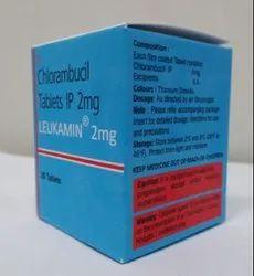 Chrorambucil 2 mg
