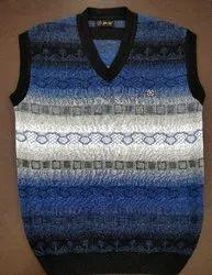 Men Sleeveless Sweater