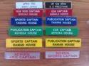 Engraving on Pocket Badges