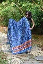 Printed Patola Bamboo Silk Dupatta