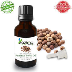 Kazima 100% Pure Natural & Undiluted Pimento Berry Oil