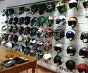 Display Rack for Helmets