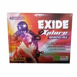 Exide Xplore XLTZ4A Battery