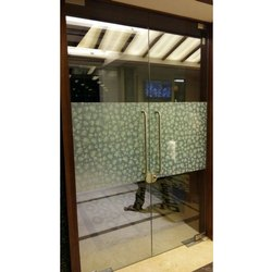 Transparent Designer Glass Film