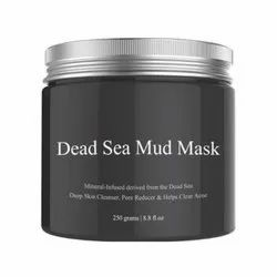 Third Party Manufacturing Dead Sea Mud Mask Facial Treatment