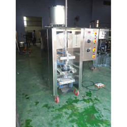 Packaged Drinking Water Pouch Packing Machine