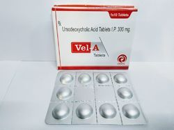 Ursodeoxycolic Acid I.p 300 Mg Tablet