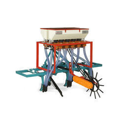Mini Tractor Operated Automatic Seed Cum Fertilizer Drill