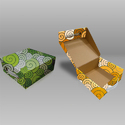 Multi- Colour Cartons Boxes